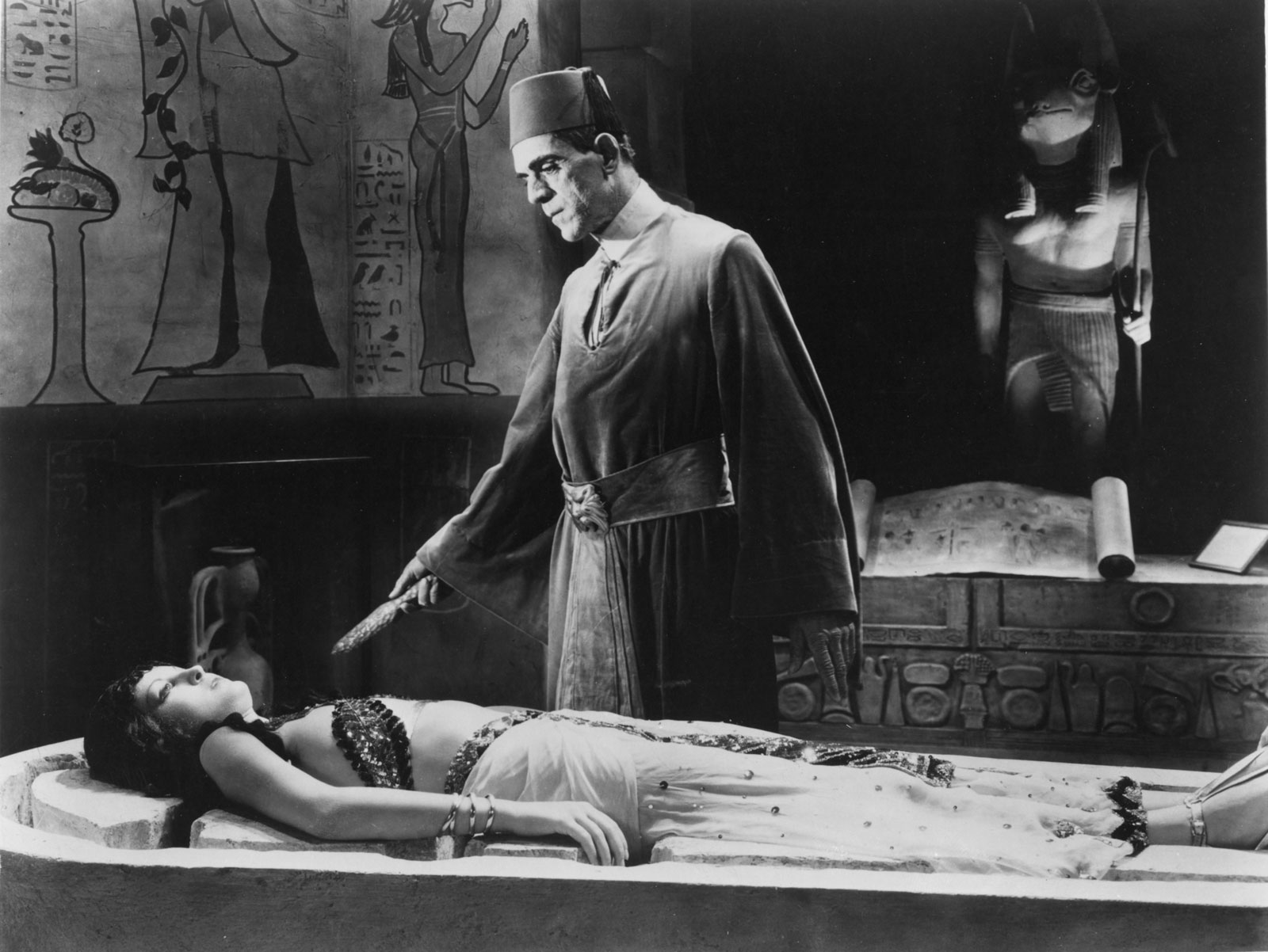 the mummy movie old