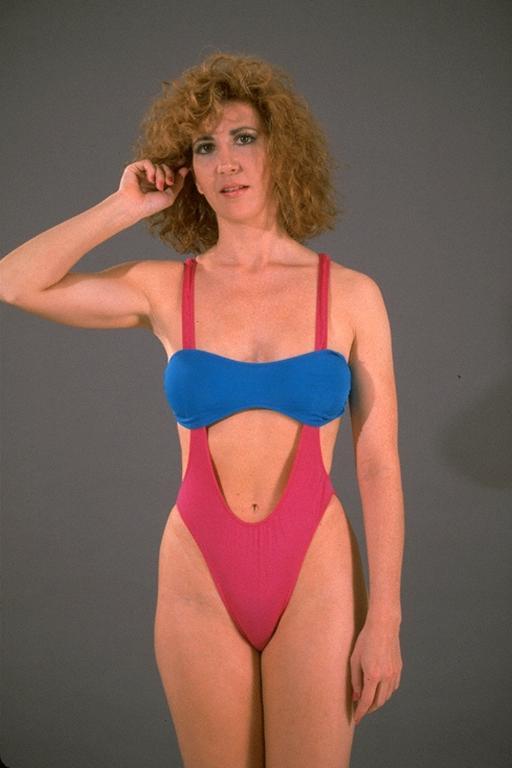 Bikini science half bra